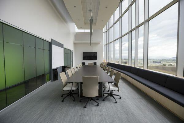 Empty Business Room